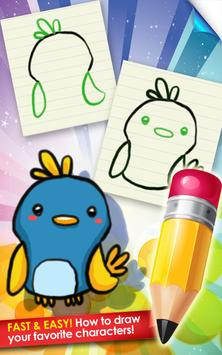 How to draw Cartoon 1 apk screenshot