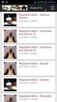 Yoruba Music screenshot 4
