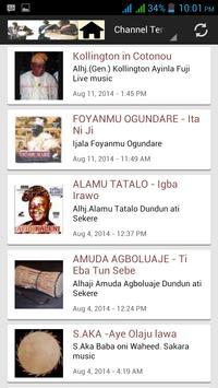 Yoruba Music screenshot 8