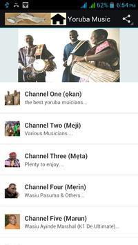 Yoruba Music poster