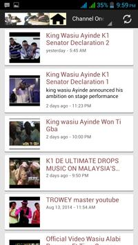 Yoruba Music screenshot 3