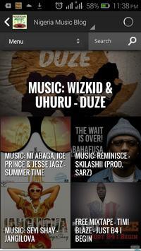 Nigerian Music screenshot 3