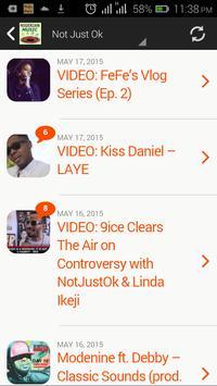 Nigerian Music screenshot 2