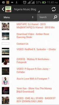 Nigerian Music screenshot 4