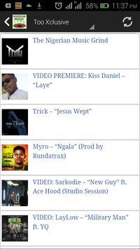 Nigerian Music screenshot 5