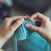 Wool Knitting & Crochet Guide icon