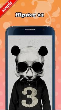 Hipster Wallpaper apk screenshot