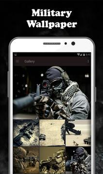 Military Wallpaper HD poster