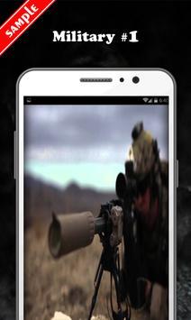 Military Wallpaper HD screenshot 1