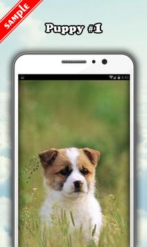 Puppy Wallpaper screenshot 1