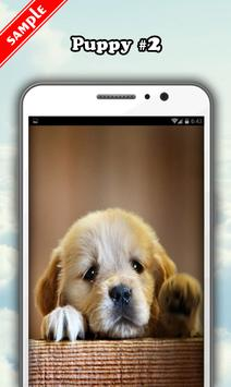 Puppy Wallpaper screenshot 2