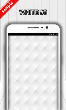 White Wallpapers apk screenshot