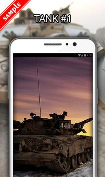 Tank Wallpapers apk screenshot