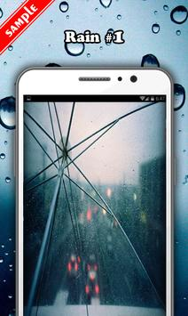 Rain Wallpaper apk screenshot