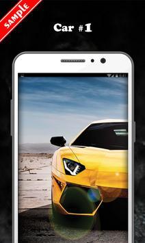 Car Wallpaper HD apk screenshot