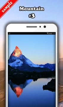 Mountain Wallpaper screenshot 3