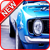 Muscle Car Wallpaper icon
