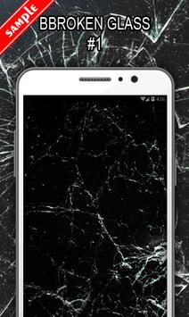 Broken Glass Wallpaper HD apk screenshot