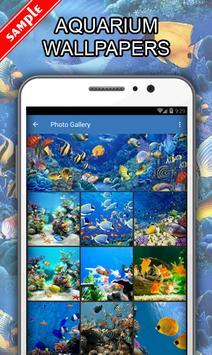 Aquarium Live Wallpaper HD poster