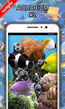 Aquarium Live Wallpaper HD apk screenshot