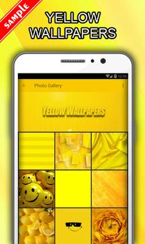 Yellow Wallpapers poster