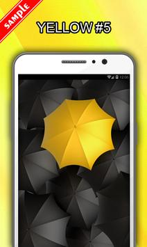Yellow Wallpapers apk screenshot