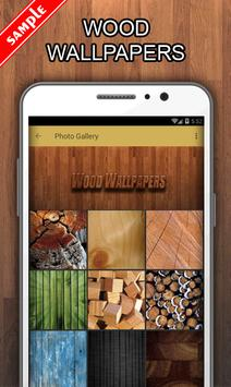 Wood Wallpapers poster