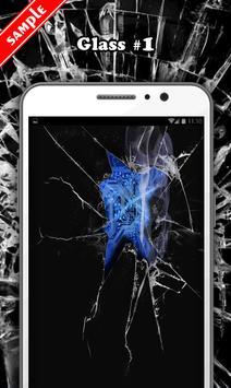 Broken Glass Wallpaper screenshot 1