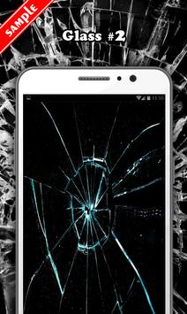 Broken Glass Wallpaper screenshot 2