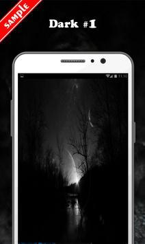 Dark Wallpaper screenshot 1