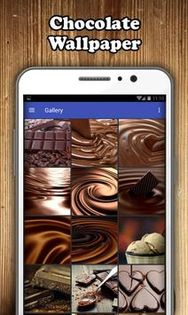 Chocolate Wallpaper poster