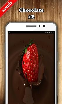 Chocolate Wallpaper apk screenshot