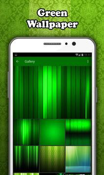 Green Wallpaper HD poster