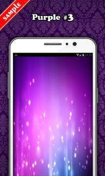 Purple Wallpaper apk screenshot