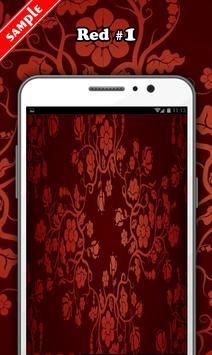 Red Wallpaper apk screenshot