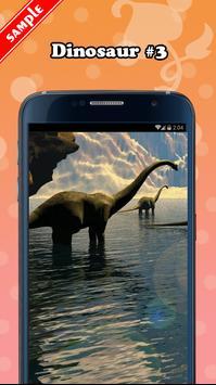 Dinosaur Wallpaper screenshot 3