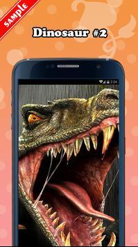 Dinosaur Wallpaper screenshot 2