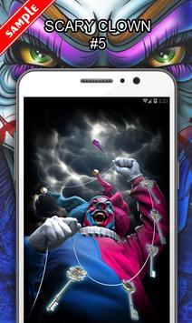 Scary Clown Wallpapers apk screenshot