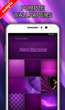 Purple Wallpapers poster