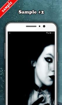 Gothic Wallpaper apk screenshot
