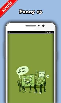 Funny Wallpaper apk screenshot