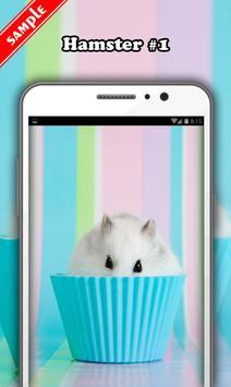 Hamster Wallpaper screenshot 1