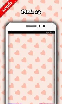 Pink Wallpaper screenshot 3