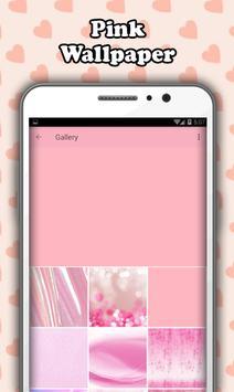 Pink Wallpaper poster