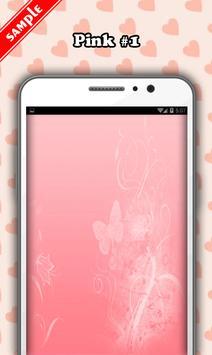Pink Wallpaper screenshot 1