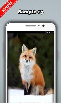 Fox Wallpaper screenshot 3