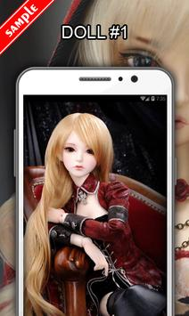 Doll Wallpapers apk screenshot