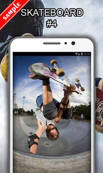 Skateboard Wallpapers apk screenshot