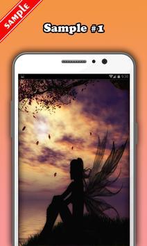 Fairy Wallpaper screenshot 1