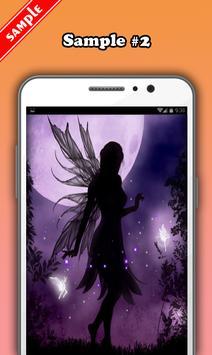 Fairy Wallpaper screenshot 2